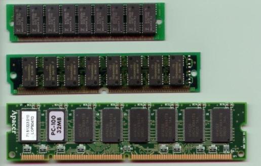 Como funciona a memória RAM