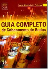 """Livro: """"Guia Completo de Cabeamento de Redes"""""""
