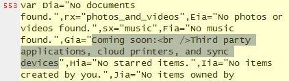 Sincronizar arquivos do Google Docs com dispositivos móveis? Em breve