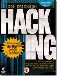 "Livro: ""Hacking"""