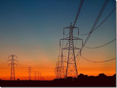 Uso de energia eletrica em ambientes de TI