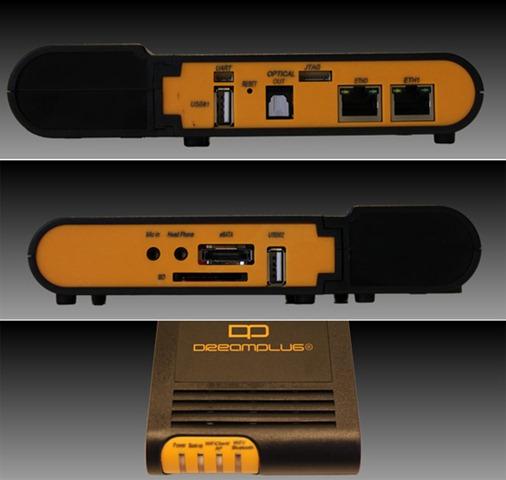 DreamPlug: empresa cria PC com Linux do tamanho de um carregador