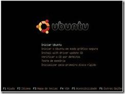 Que tal mudar a tela de boot do Ubuntu