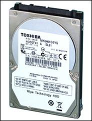 Novo HD da Toshiba apaga dados quando retirado de computador
