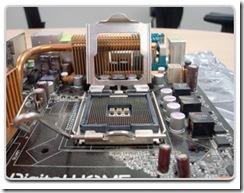 colocando processador
